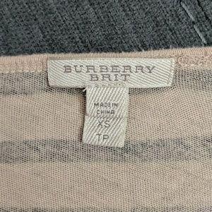 Burberry Tops - Burberry Brit Top